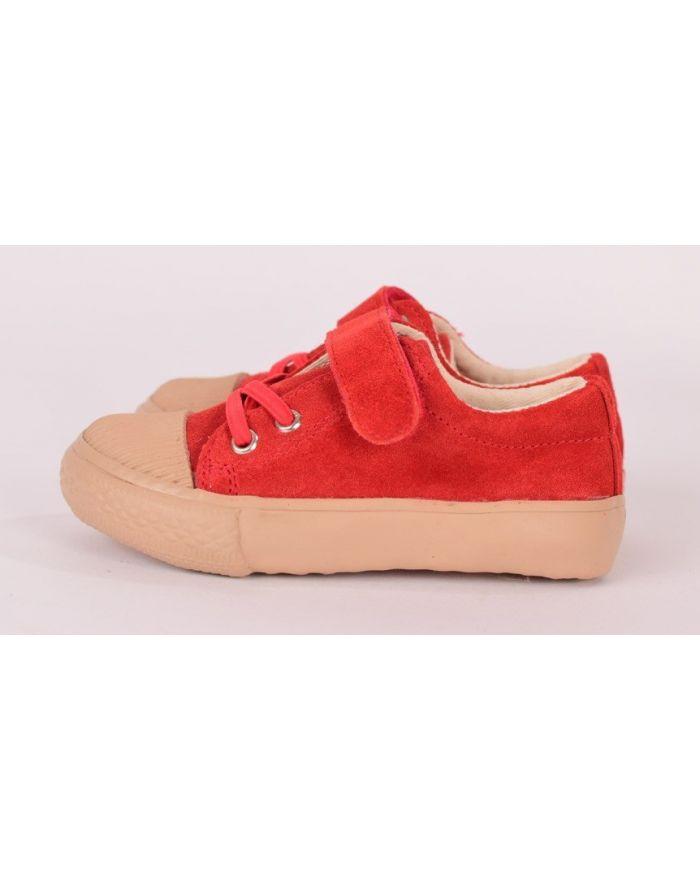 Pantofi sport Cirese de mai cu velcro