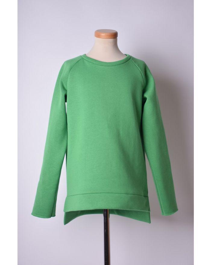 Bluza sport verde