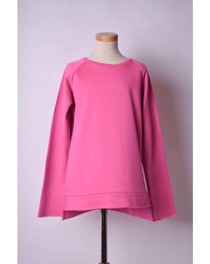 Bluza sport roz