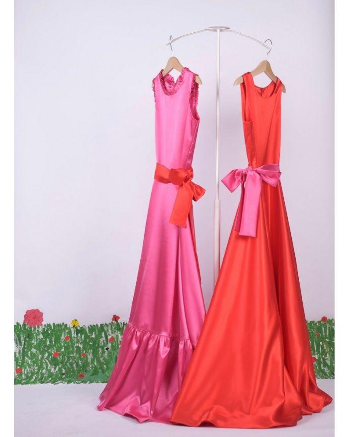 Duo rochite de joaca Cyclam deschis - Rosu