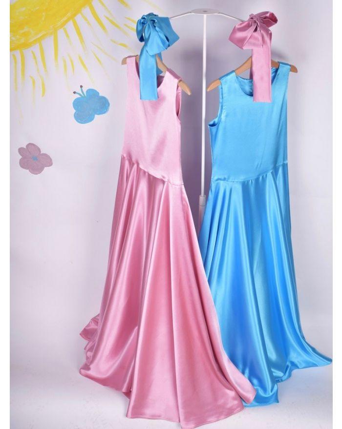 Duo rochite de joaca Roz-Bleu