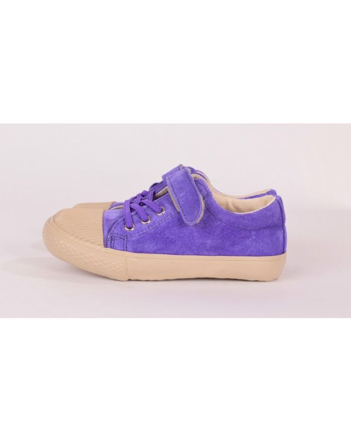 Pantofi sport Amethist cu velcro