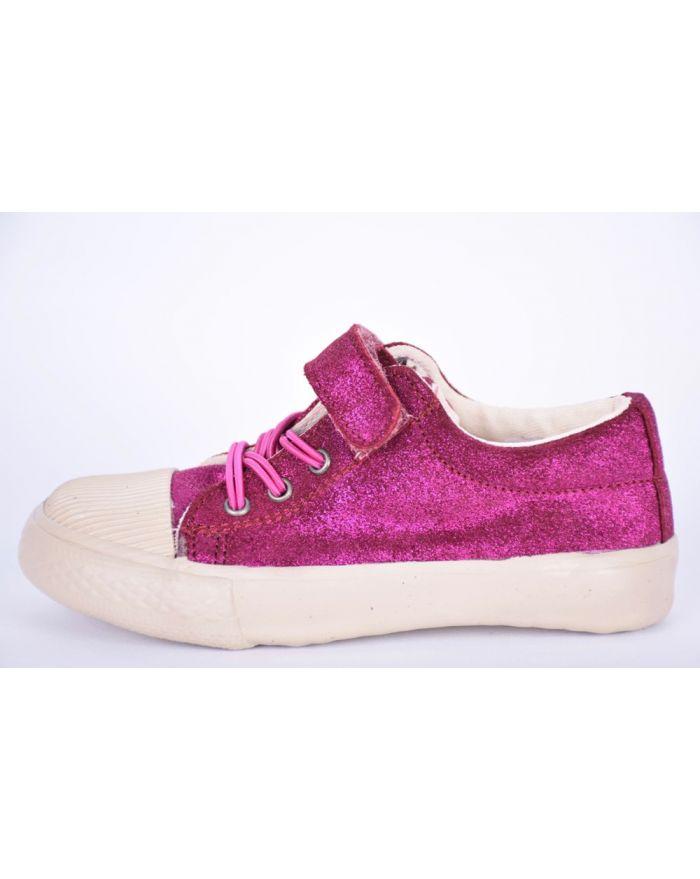 Pantofi sport Bujor (Sidefati) cu velcro