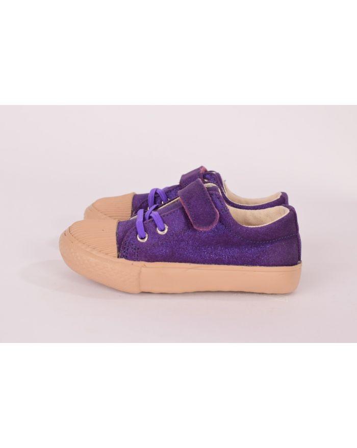 Pantofi sport Stanjenel (Sidefati) cu velcro