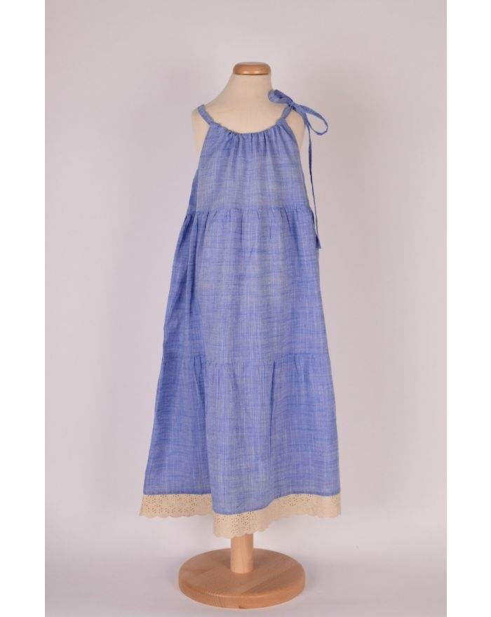 Rochita de vacanta - bleu