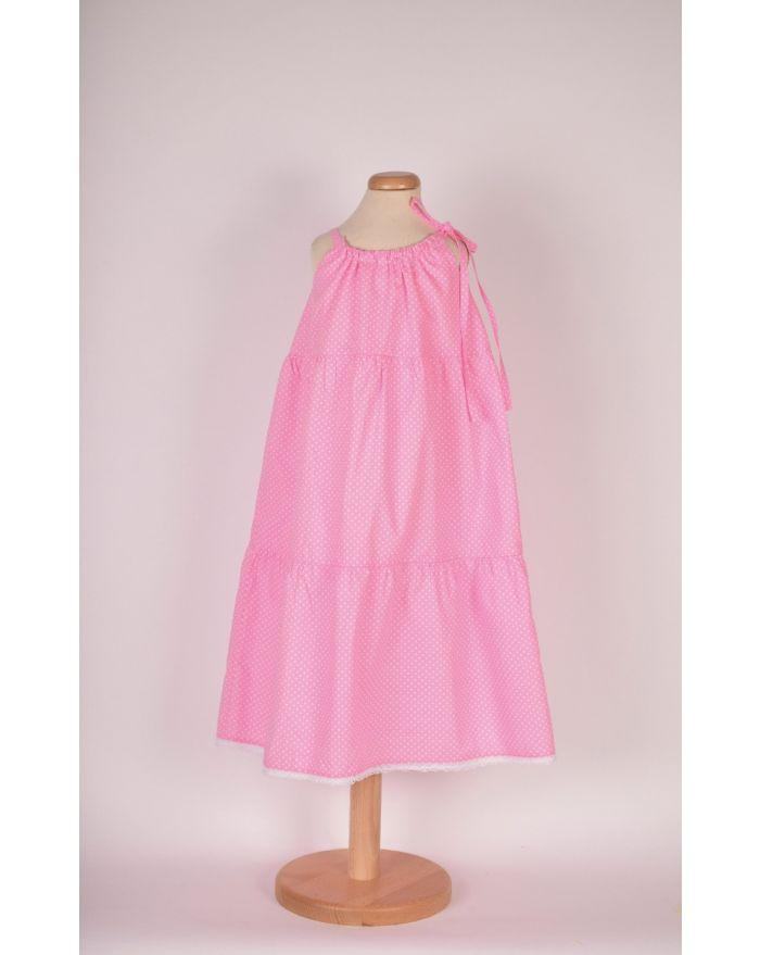 Rochita de vacanta - roz
