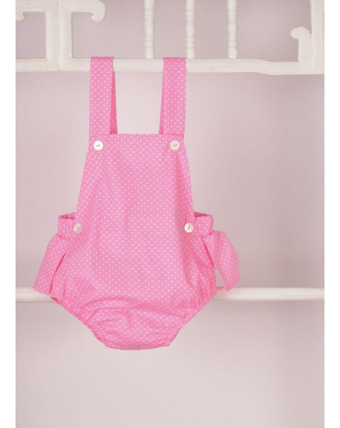 Spielhosen buline mici- roz